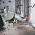 Fritz Hansen Upholstered Drop Chair