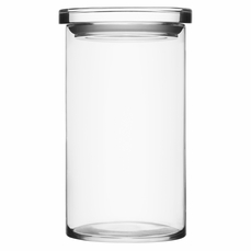 iittala Clear Glass Medium Jar