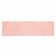 iittala Dewdrop Salmon Table Runner