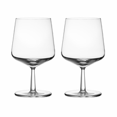 iittala Essence Beer Glass � Set of 2