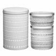iittala Kastehelmi Clear Jars Tin Gift Set
