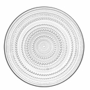 iittala Dewdrop Clear Serving Plate