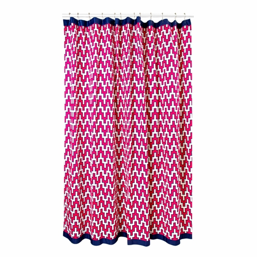 Jonathan Adler William Shower Curtain