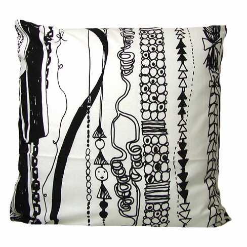 Marimekko Aarre Throw Pillow