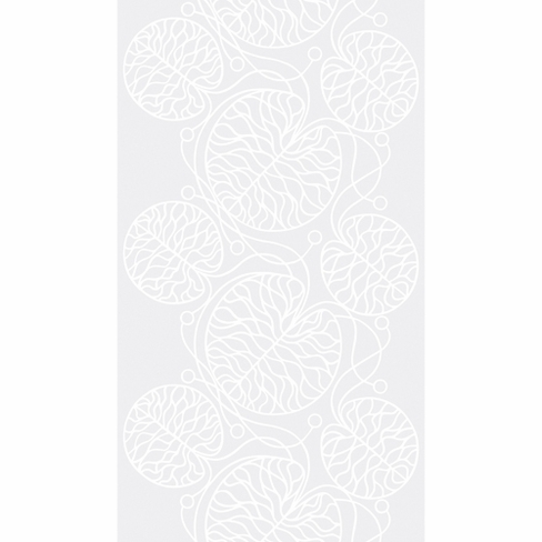 Marimekko Bottna White Cotton Batiste Fabric