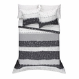 Marimekko Jurmo Grey/White King Duvet Set