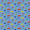 Marimekko Light Blue Pikku Bo Boo Fabric