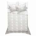 Marimekko Mehil�ispes� Taupe Percale Bedding