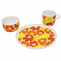 Marimekko Mini-Unikko Kids Dinnerware Set