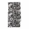 Marimekko Pieni Siirtolapuutarha White / Black Table Runner