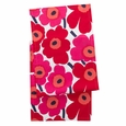 Marimekko Pieni Unikko Red/White Table Runner