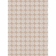 Marimekko Puketti Beige / White PVC-Coated Cotton Fabric