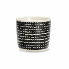 Marimekko R�symatto Black/White Coffee Cup