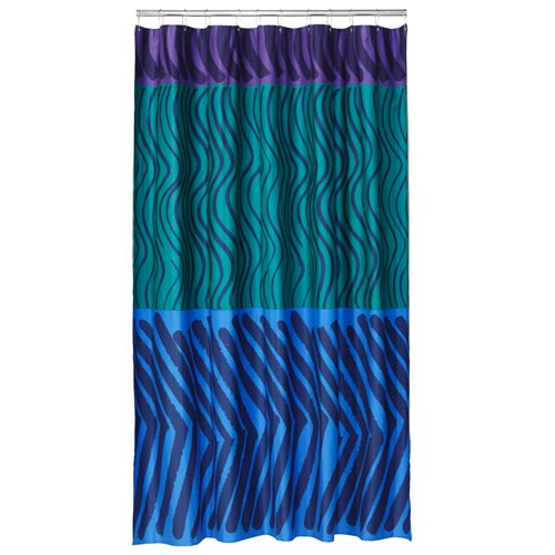 Purple Shower Curtain Liner Modern Home Design