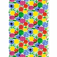 Marimekko Sitruunapuu Multicolor Cotton Fabric