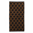 Marimekko Sulhasmies Black / Brown Bath Towel