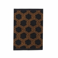Marimekko Sulhasmies Black / Brown Hand Towel