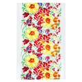 Marimekko Ursula White/Multi Long Tablecloth