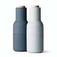 MENU Blues / Wood Bottle Grinder (Set of 2)