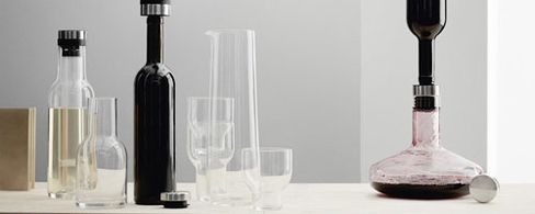 Modern Decanters & Carafes