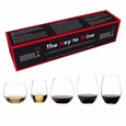Riedel �O� The Key to Wine Tasting Kit - Set of 5