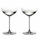 Riedel Veritas Coupe / Cocktail Glasses (Set of 2)
