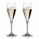 Riedel Vitis Champagne Wine Glasses – Set of 2