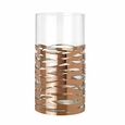 Stelton Copper Magnum Tangle Vase