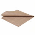 Vasta 'The Napkins' Deluxe Cocoa Napkins