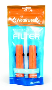 Emergency Straw Filter 2pk.