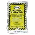 Water Packet 4.225 oz