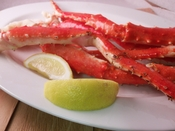King Crab Legs <br>Wild Caught Frozen<br>Full Case 20 lb.