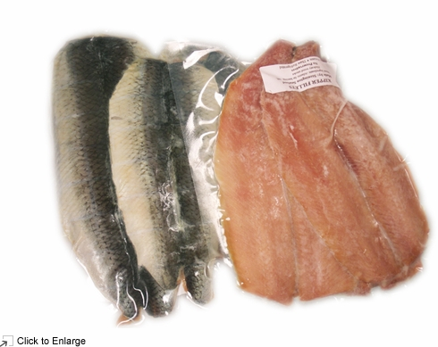 Kippered Herring Kippers 5 +  Lbs Avg