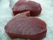 Tuna, Fresh Yellowfin, Wild Caught, 3 lb.
