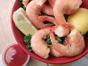 USA Wild Caught * Jumbo Gulf  Shrimp * 16-20 count<br> 5 lb. bag