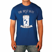Baseballism Men's Bucket T-Shirt BEST SEAT