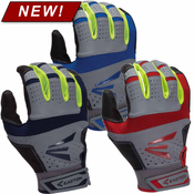Easton HS9 Neon Adult Batting Gloves