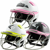 Easton Natural Two Tone Helmet w/ Mask A168 018