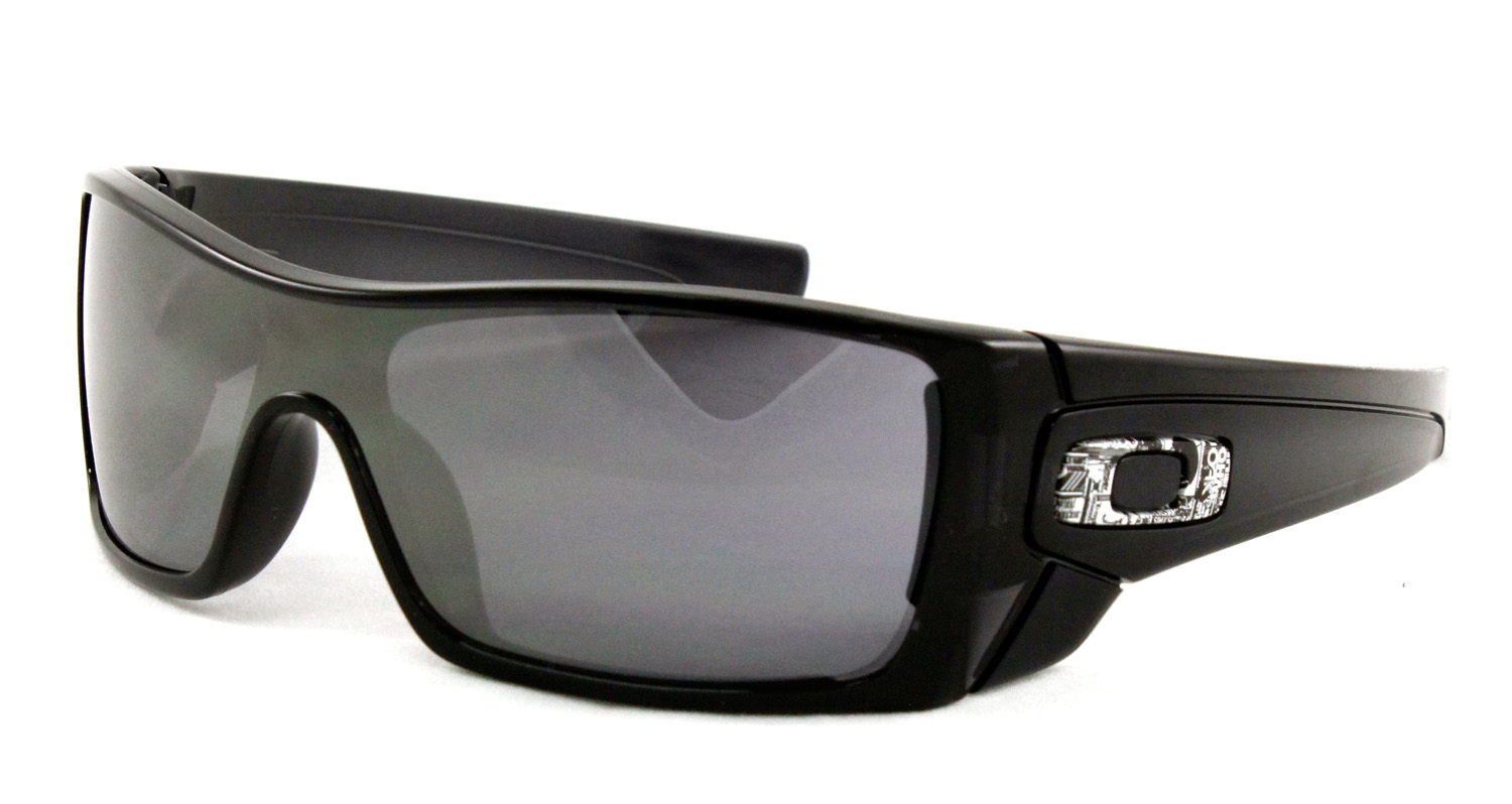 Oakley Batwolf Black Inc/black Iridium Oo 9101-01 JJOcg5LE
