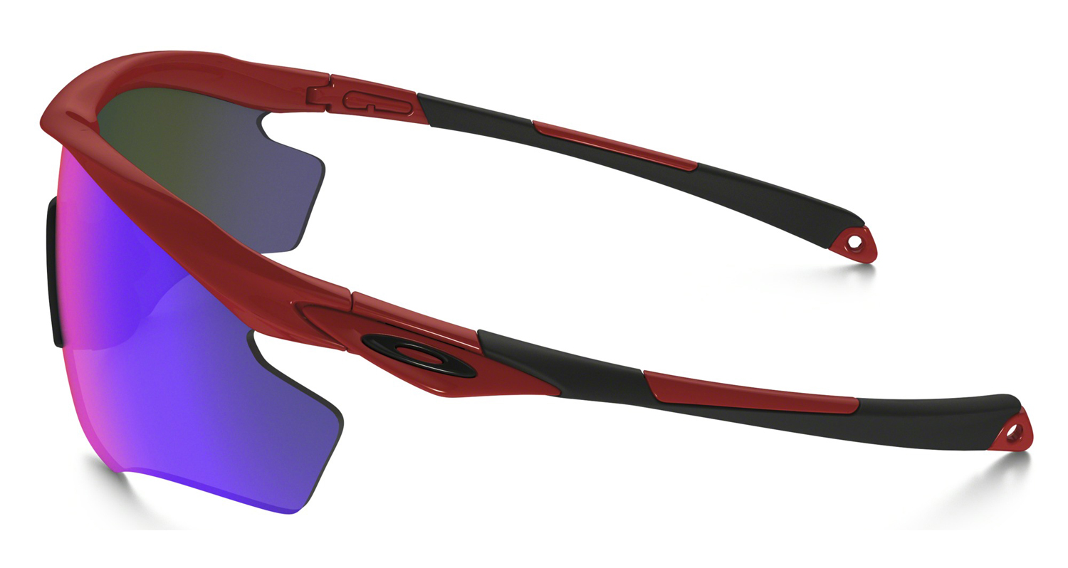 oakley m2 frame xl redlinepositive red iridium sunglasses oo9343 06