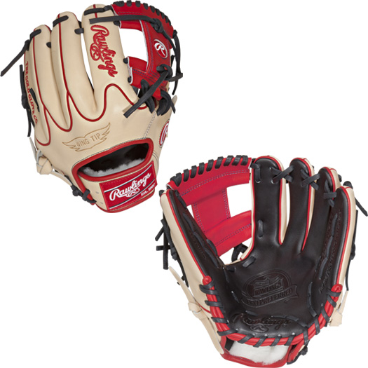 Rawlings Player Preferred Baseball Glove Right Hand Slow