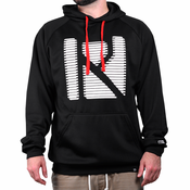 Routine Baseball Men's Laces Hoodie