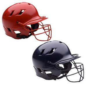Schutt Air 3 Batting Helmet with Mask Bases Loaded 31300