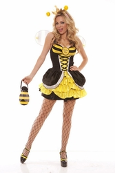 Queen Bee with Wings