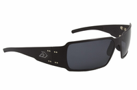 Boxster - Black / Grey Polarized Lens