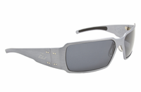 Boxster - Gunmetal / Grey Polarized Lens
