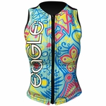Eagle Sensation Vest, Black/Teal