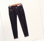 1991 slim fit dark wash jeans