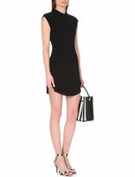 3.1 Phillip Lim Mixed Stitch Sleeveless Fitted Dress