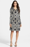 Anna Love Knot Shirt Dress